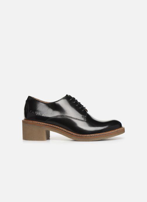 Chaussures à lacets Kickers OXYBY Noir vue derrière