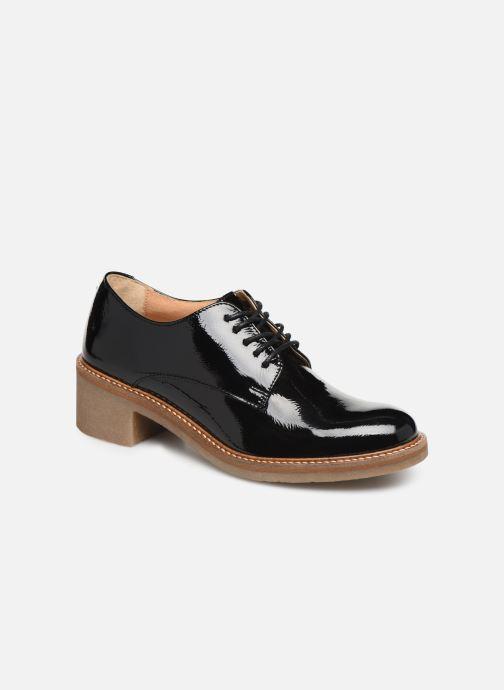 Chaussures à lacets Kickers OXYBY Noir vue détail/paire