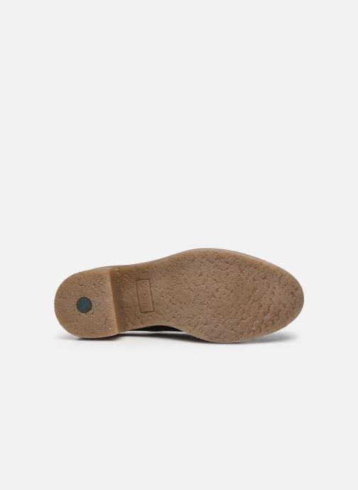 Scarpe con lacci Kickers OXYBY Nero immagine dall'alto