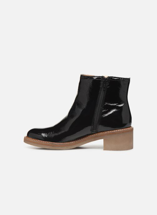 Bottines et boots Kickers OXYMORA Noir vue face