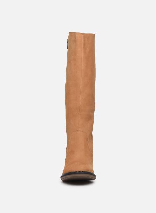 Stiefel Kickers PAOLINA braun schuhe getragen