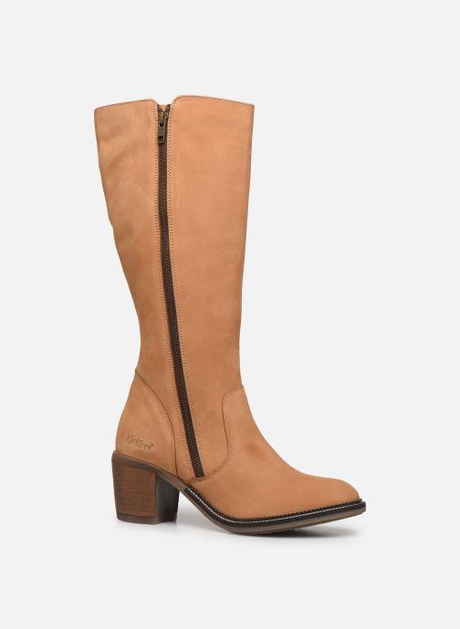 Stiefel Kickers PAOLINA braun detaillierte ansicht/modell