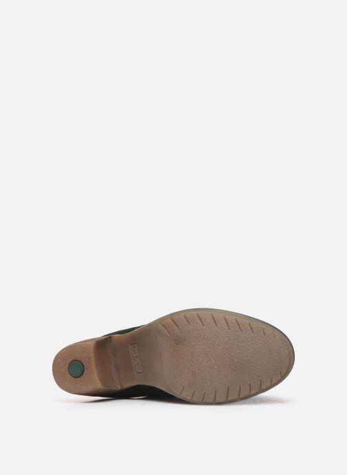 Laarzen Kickers PAOLINA Zwart boven