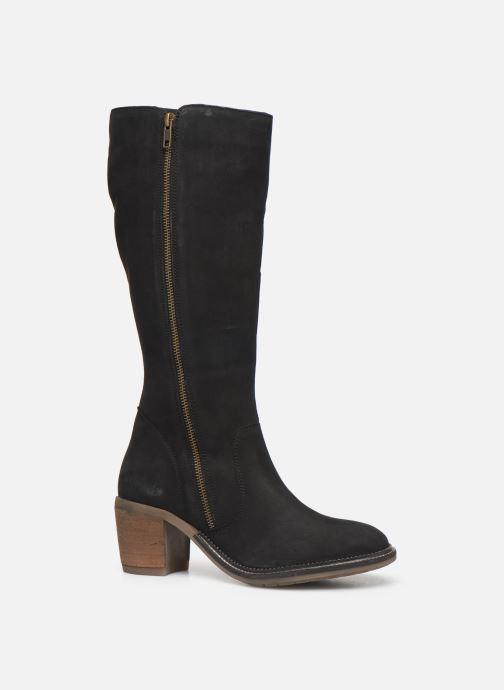 Stiefel Kickers PAOLINA schwarz detaillierte ansicht/modell