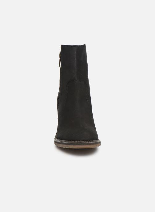 Stiefeletten & Boots Kickers PHILEMONA schwarz schuhe getragen