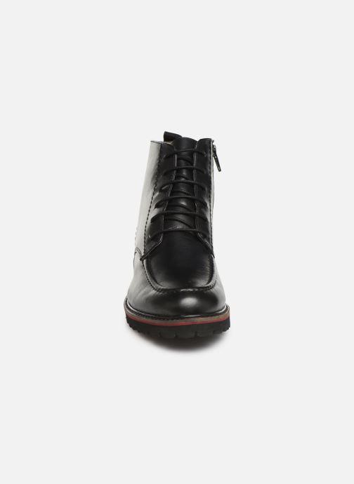 Bottines et boots Kickers RUBYLACE Noir vue portées chaussures