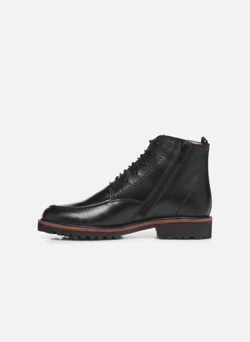 Bottines et boots Kickers RUBYLACE Noir vue face
