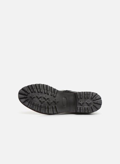 Bottines et boots Kickers RUBYLACE Noir vue haut