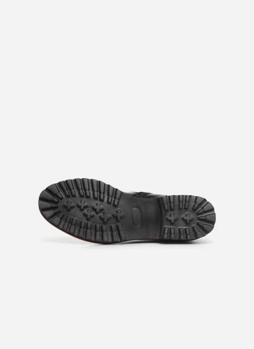 Stiefeletten & Boots Kickers RUBYLACE schwarz ansicht von oben