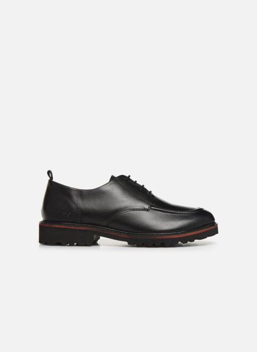 Zapatos con cordones Kickers RUDORA Negro vistra trasera