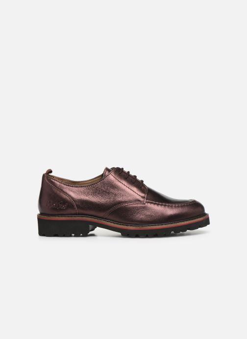 Chaussures à lacets Kickers RUDORA Violet vue derrière