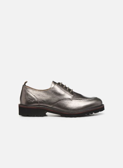 Chaussures à lacets Kickers RUDORA Argent vue derrière