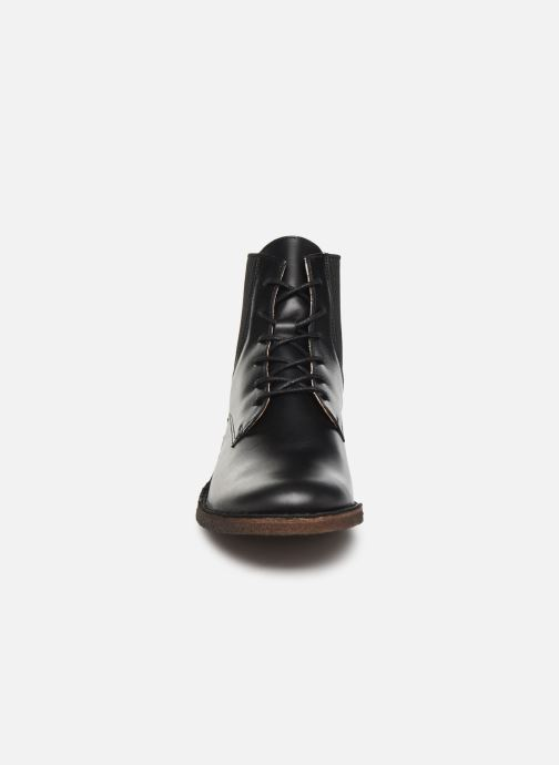 Stiefeletten & Boots Kickers TITI NEW schwarz schuhe getragen