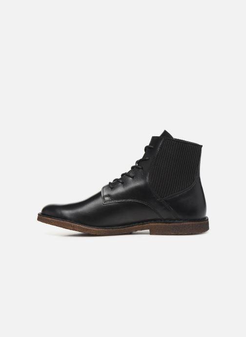 Stiefeletten & Boots Kickers TITI NEW schwarz ansicht von vorne