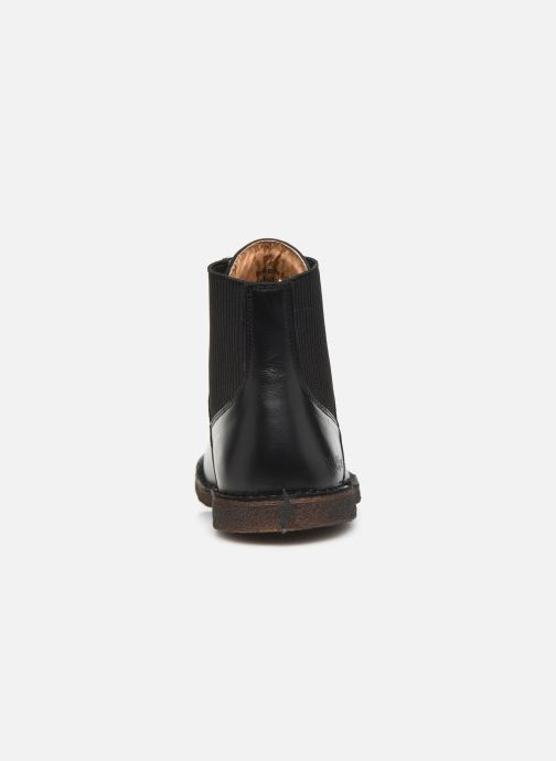 Bottines et boots Kickers TITI NEW Noir vue droite