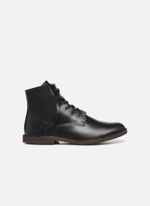 Bottines et boots Kickers TITI NEW Noir vue derrière