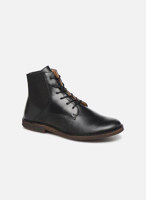 Bottines et boots Kickers TITI NEW Noir vue détail/paire