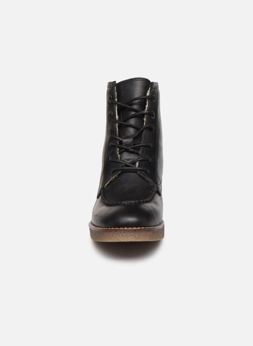 Stiefeletten & Boots Kickers ZENZOU schwarz schuhe getragen