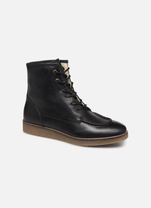 Stiefeletten & Boots Kickers ZENZOU schwarz detaillierte ansicht/modell