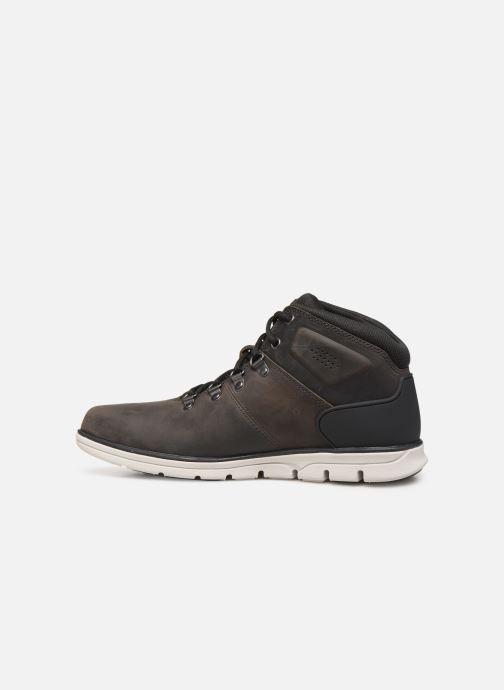 Chaussures de sport Timberland Bradstreet Hiker Gris vue face