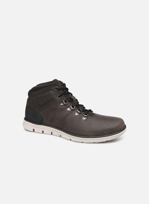 Chaussures de sport Timberland Bradstreet Hiker Gris vue détail/paire