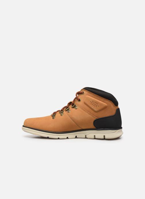 Chaussures de sport Timberland Bradstreet Hiker Beige vue face