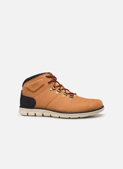 Chaussures de sport Timberland Bradstreet Hiker Beige vue derrière
