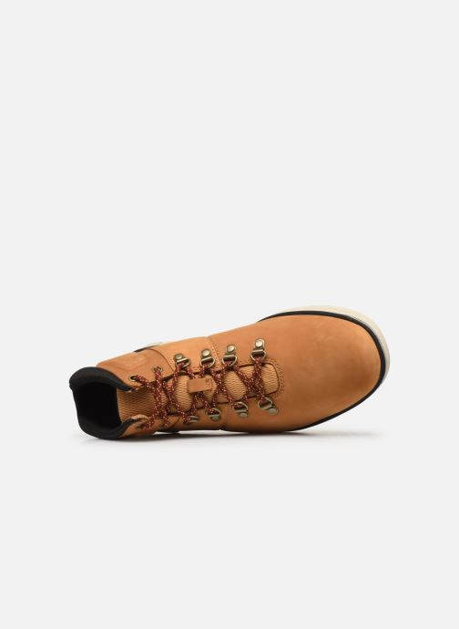 Chaussures de sport Timberland Bradstreet Hiker Beige vue gauche