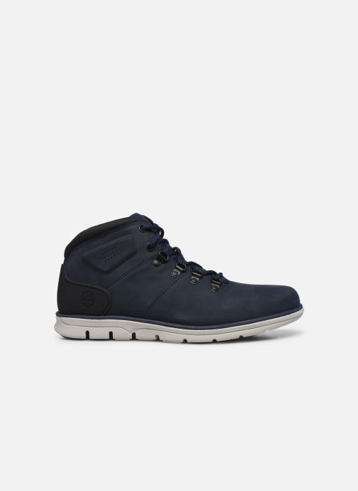 Sport shoes Timberland Bradstreet Hiker Blue back view
