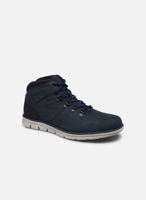 Sport shoes Timberland Bradstreet Hiker Blue detailed view/ Pair view