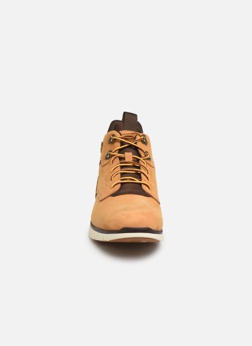 Bottines et boots Timberland Killington Hiker Chukka Marron vue portées chaussures