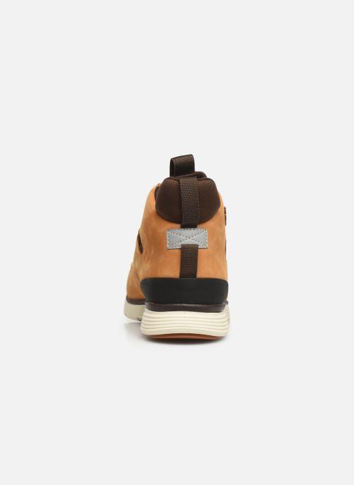 Bottines et boots Timberland Killington Hiker Chukka Marron vue droite