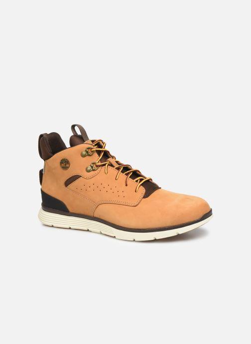 Bottines et boots Timberland Killington Hiker Chukka Marron vue détail/paire