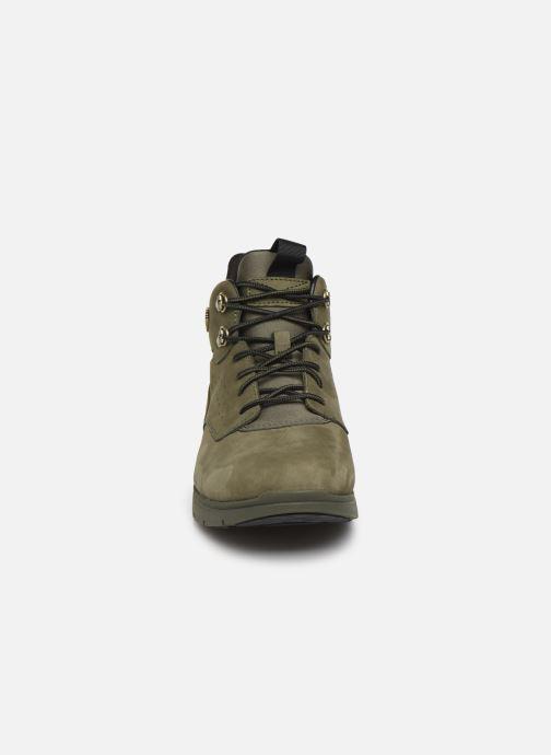Bottines et boots Timberland Killington Hiker Chukka Vert vue portées chaussures