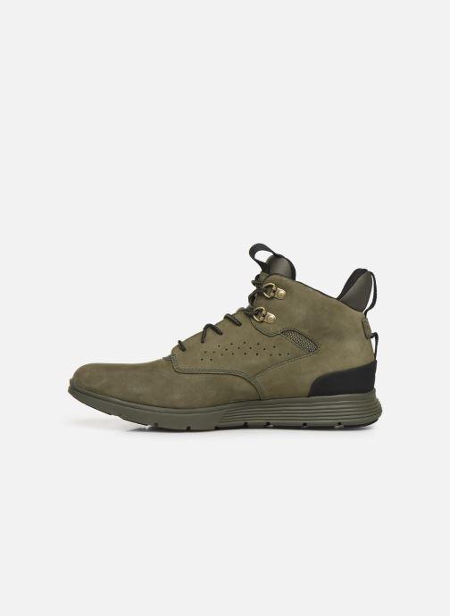 Bottines et boots Timberland Killington Hiker Chukka Vert vue face