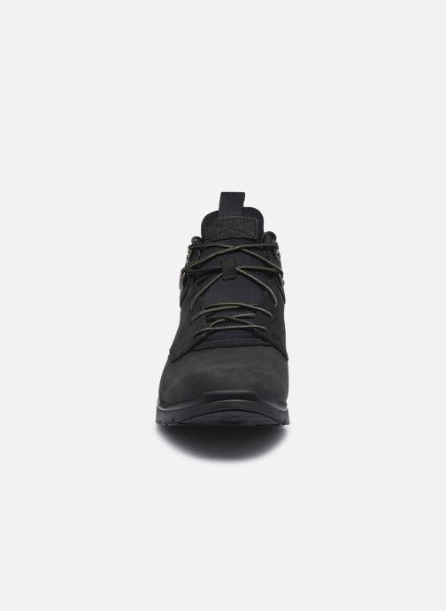 Bottines et boots Timberland Killington Hiker Chukka Noir vue portées chaussures
