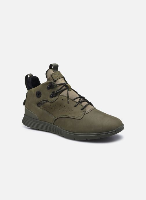 Boots en enkellaarsjes Timberland Killington Hiker Chukka Groen detail