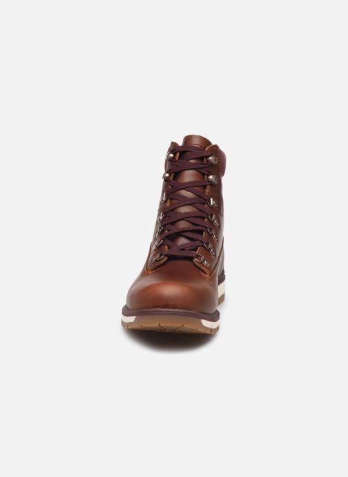 "Bottines et boots Timberland Radford 6"" D-Rings Boot Marron vue portées chaussures"