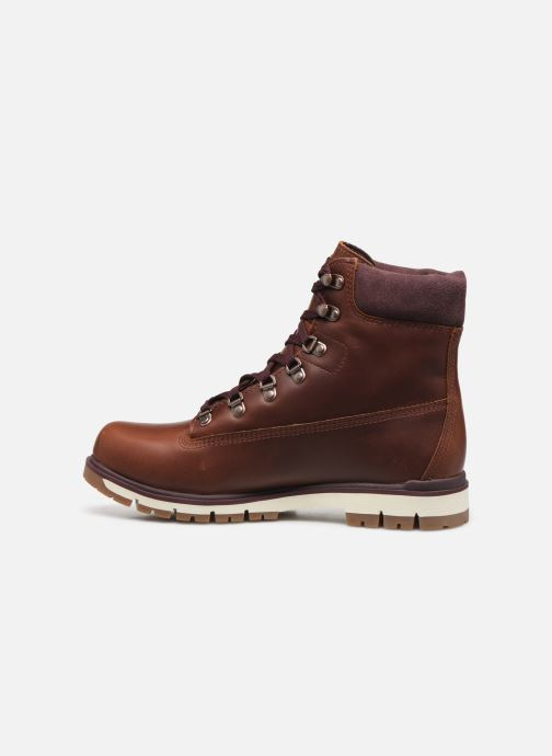 """Bottines et boots Timberland Radford 6"""" D-Rings Boot Marron vue face"""