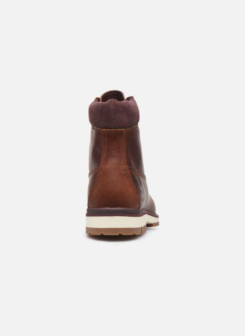 "Bottines et boots Timberland Radford 6"" D-Rings Boot Marron vue droite"