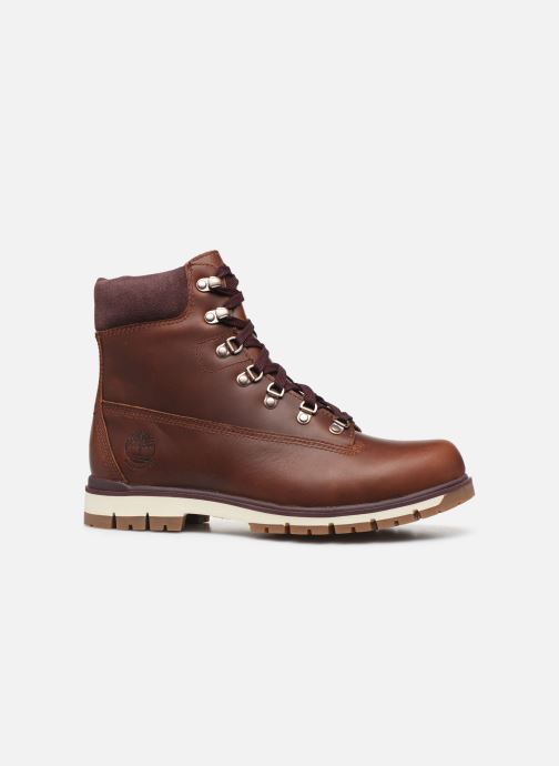 "Bottines et boots Timberland Radford 6"" D-Rings Boot Marron vue derrière"