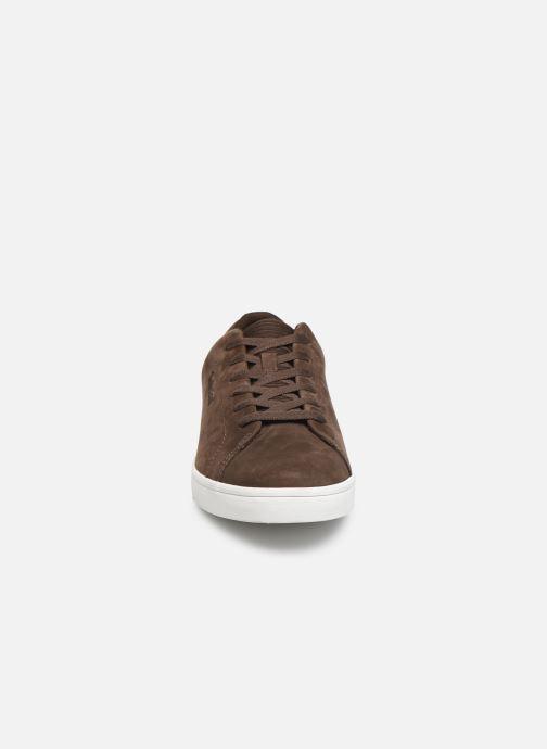 Sneaker Timberland Skape Park Lthr Ox braun schuhe getragen