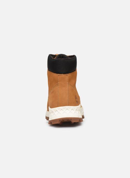 Boots en enkellaarsjes Timberland Brooklyn 6 inch Boot Bruin rechts