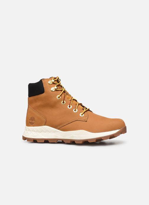 Boots en enkellaarsjes Timberland Brooklyn 6 inch Boot Bruin achterkant