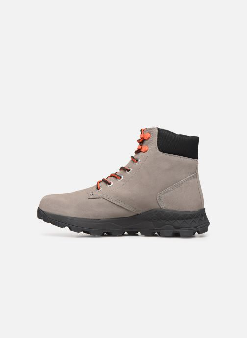 Bottines et boots Timberland Brooklyn 6 inch Boot Gris vue face