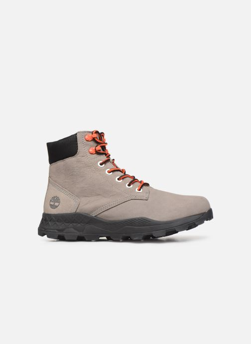 Bottines et boots Timberland Brooklyn 6 inch Boot Gris vue derrière