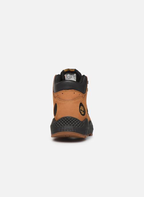 Sneaker Timberland Ripcord Mid Hiker braun ansicht von rechts