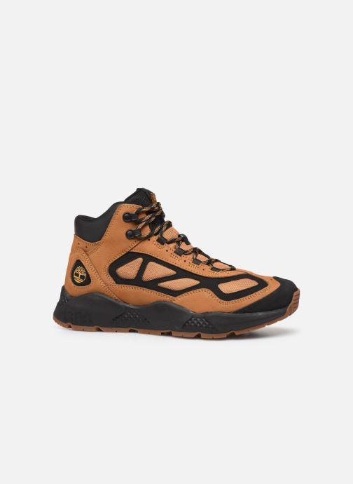 Sneakers Timberland Ripcord Mid Hiker Bruin achterkant