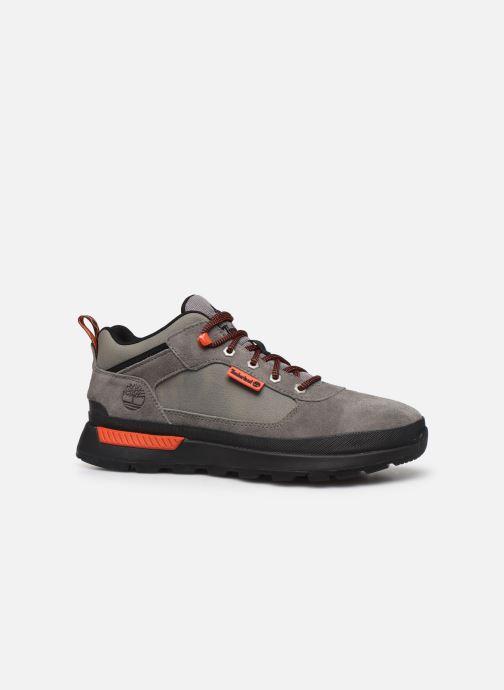 Sneaker Timberland Field Trekker Low grau ansicht von hinten