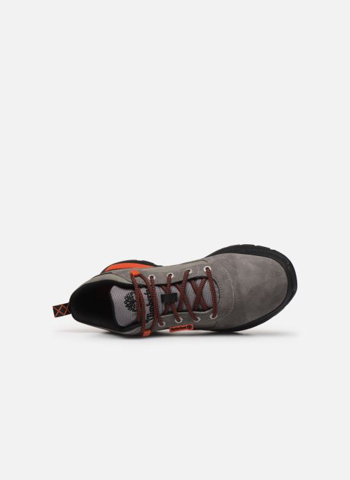 Sneaker Timberland Field Trekker Low grau ansicht von links